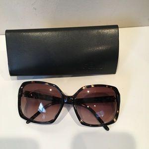 Fendi Sunglasses Tortoise